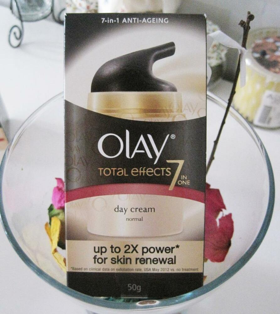 Olay Total Effects 7 In One Day Cream Normal 50g Up To 2x Power For Effect Foaming Cleanser 50gr Skin Renewal 4902430092944 Ebay