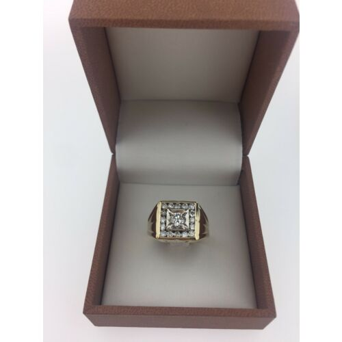 mens-round-diamond-90tcw-yellow-gold-14k-size-95