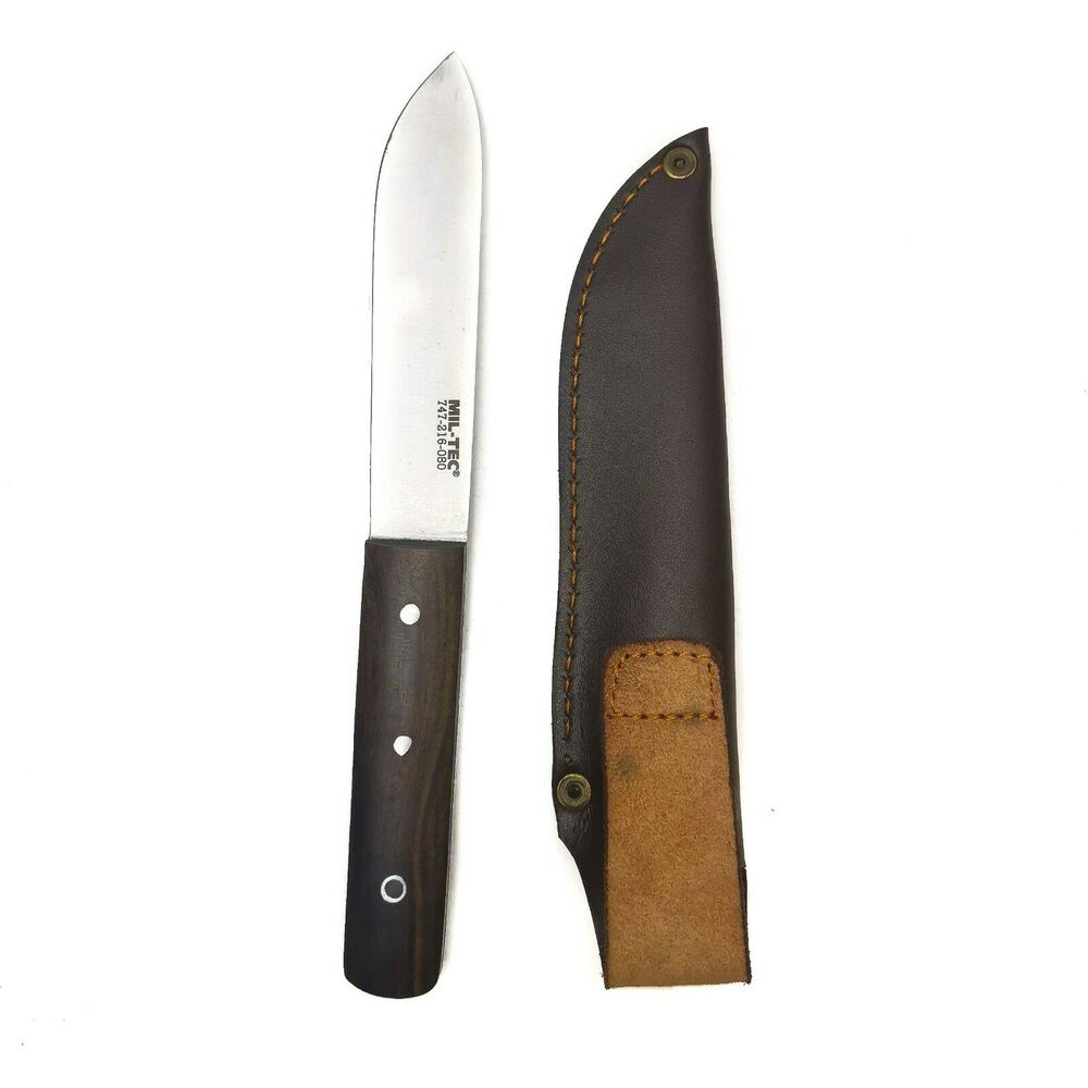 Bw German Genuine Army Sailor Navy Knife With Sheath
