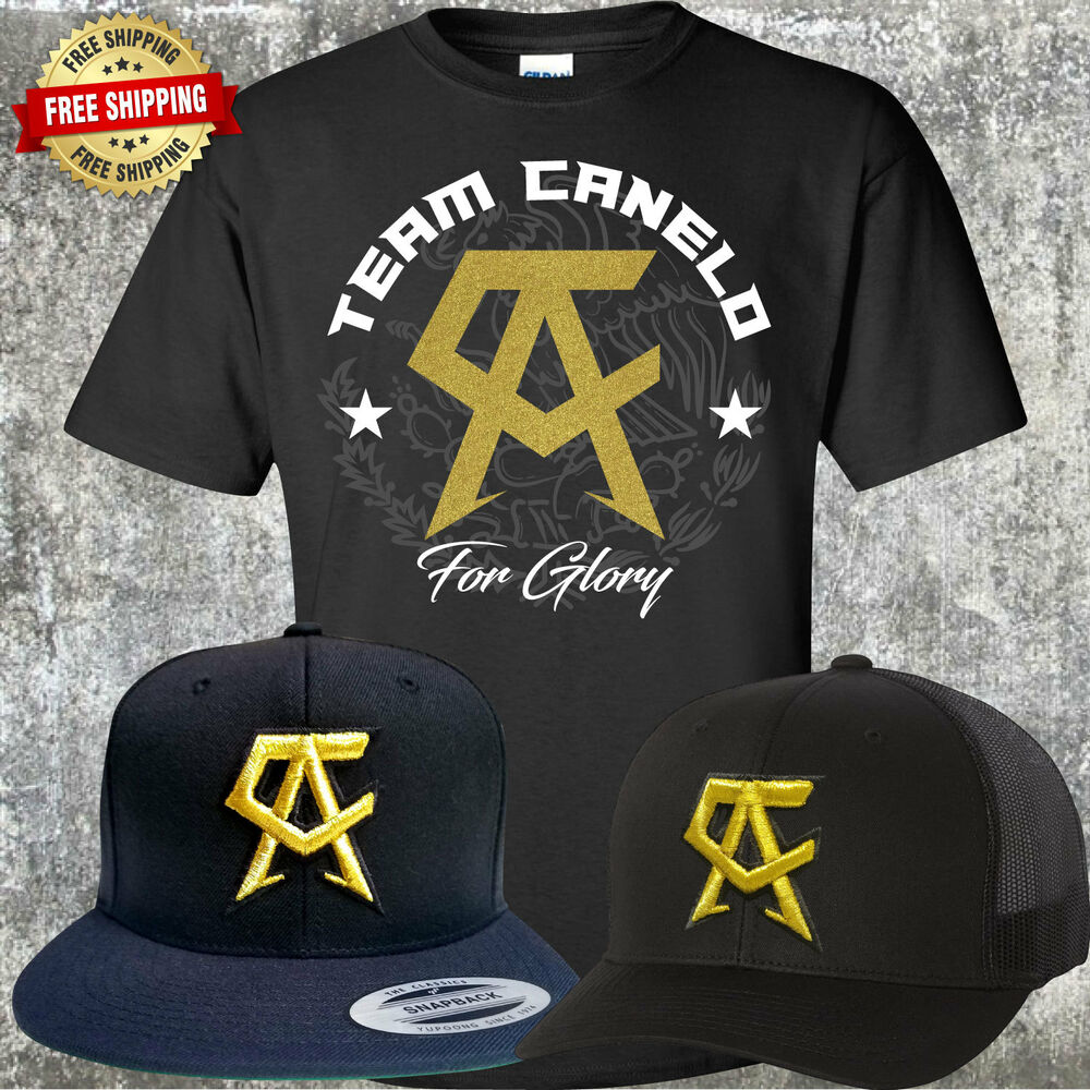 Details about Canelo Saul Alvarez Hat with FREE T-Shirt - Choice of Trucker  or Snapback ae203b7656e