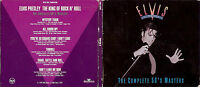 ELVIS PRESLEY - PROMO THE KING OF ROCK'N'ROLL  THE COMPLETE 50'S MASTERS1992 RCA