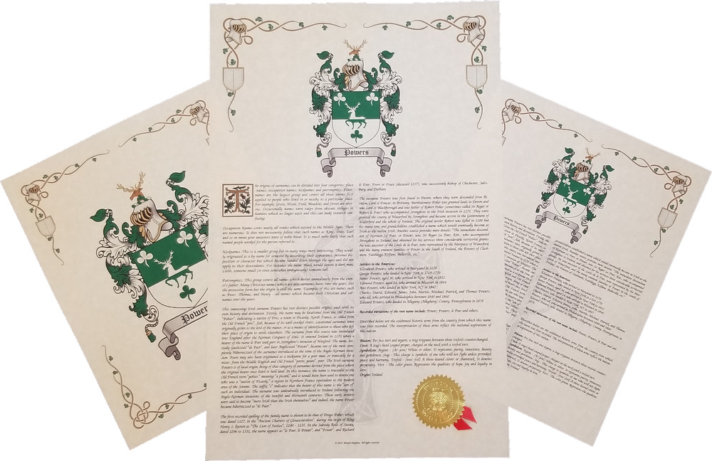 fe94a0dac6 Find Your Name Here - Family Coat of Arms Crest Prints - English Origin |  eBay