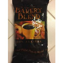 BAKERY BLEND GROUND COFFEE  1 CASE OF 18CT, 2.25OZ PACKS        L@@K!!!