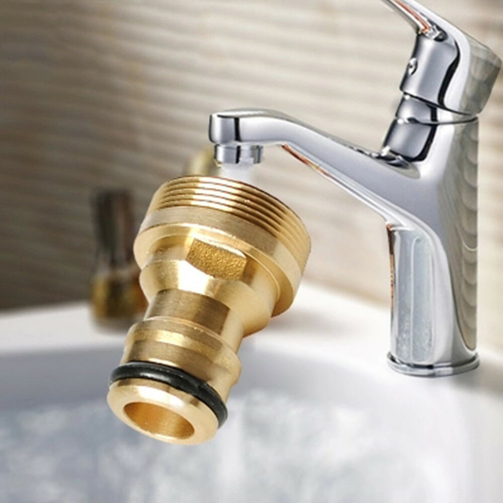 Kitchen Tap Fittings: Indoor Kitchen Brass Mixer Tap Hose Pipe Connector Copper
