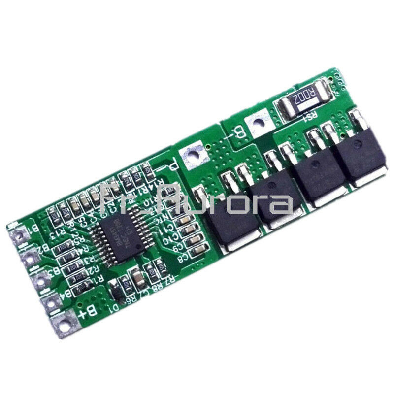 4S 5A 18650 BMS Li-ion Lithium Batterie Battery 14,8V Charger Protection Board