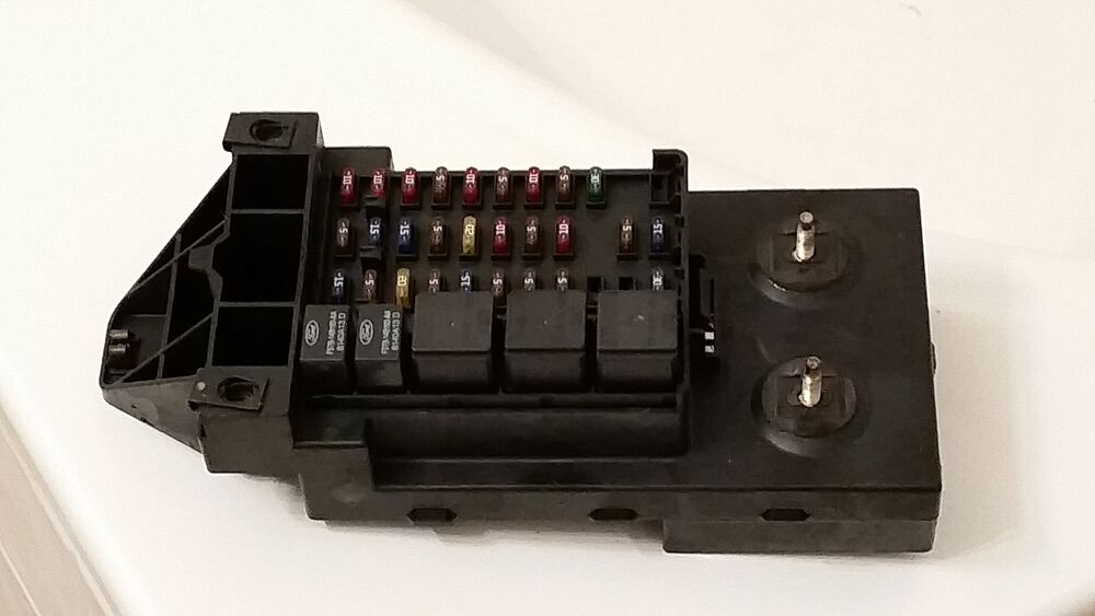 s l1000 fuse box ford f250 ebay 1999 F350 Fuse Panel Identification at n-0.co