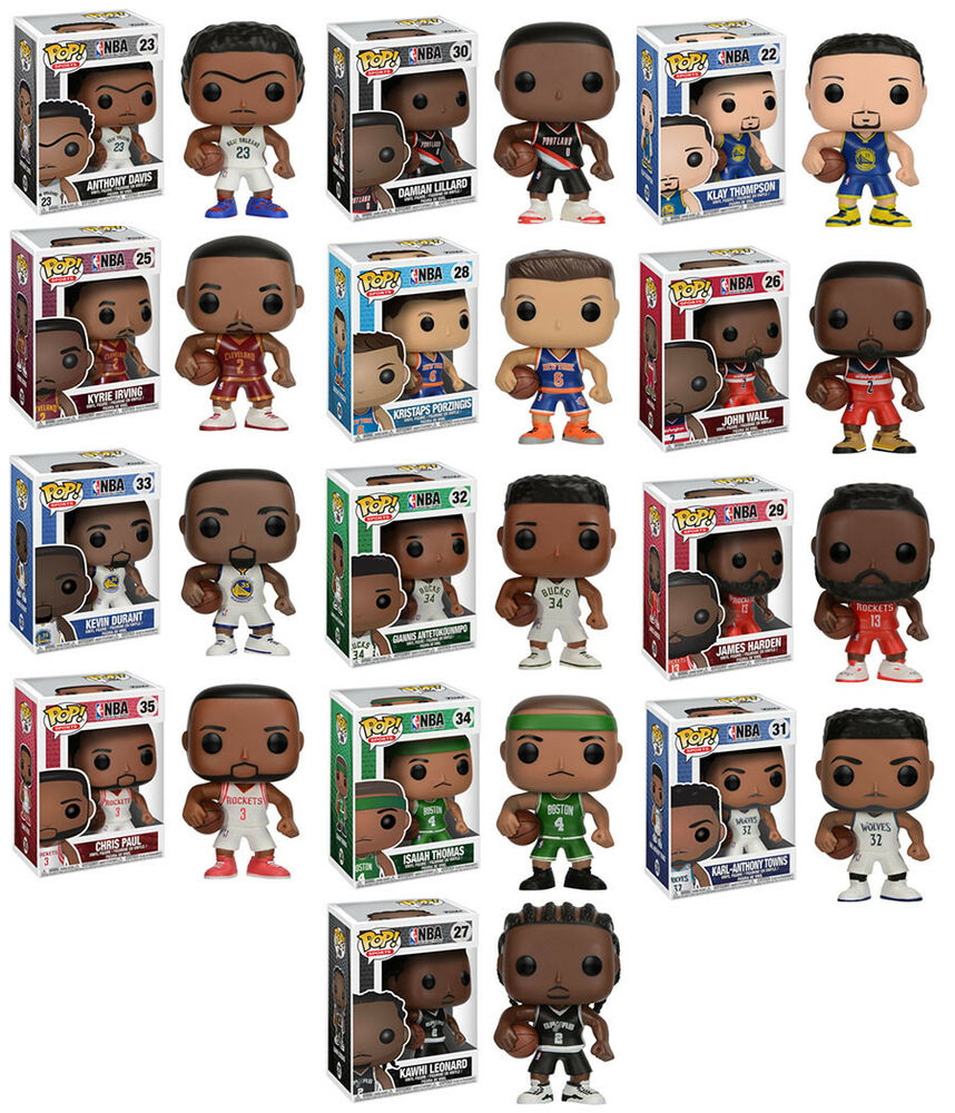 Funko Pop Superstore Toys Comics Collectibles: Funko Pop Sport NBA Vinyl Action Figure Collectible Toy