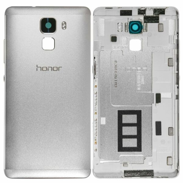 Couvercle Arriere / Cache Batterie Huawei Honor 7 - Argent