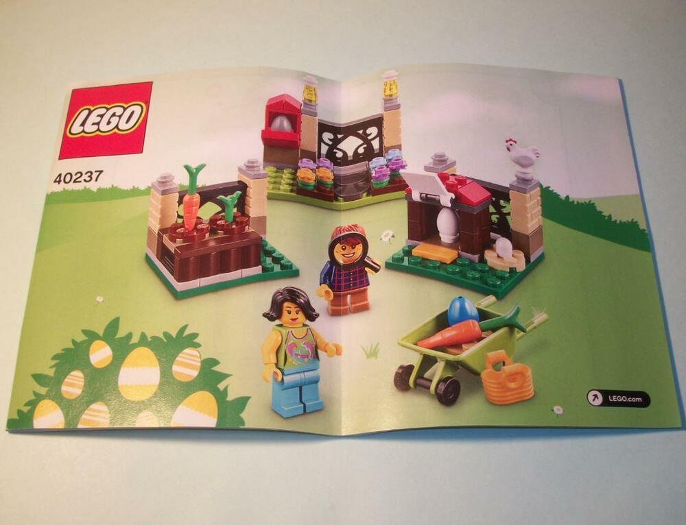 Lego Friends Instructions