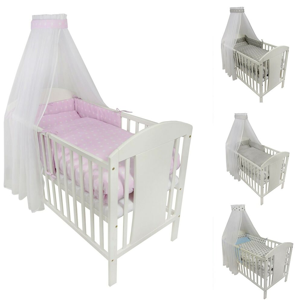 baby bettset bettw sche himmel nestchen f r babybett decke 100x135 neu design ebay. Black Bedroom Furniture Sets. Home Design Ideas