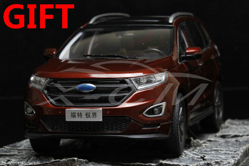 Details About Car Model Ford Edge Edge  Red Small Gift
