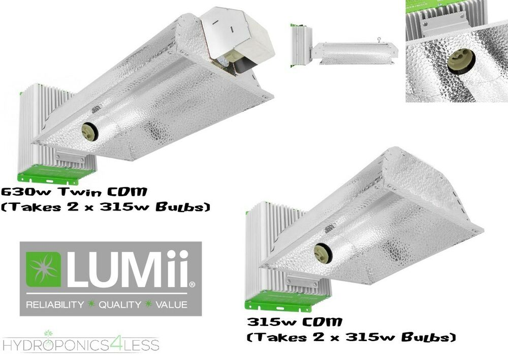315w Or 630w Lumii Solar Cdm Ceramic Metal Halide Grow