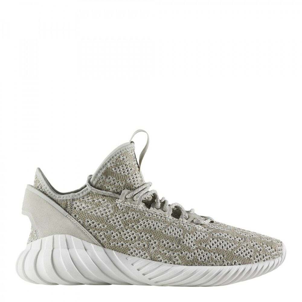 buy online a7795 51768 Details about Adidas Original Men s Tubular Doom Sock Primeknit NEW  AUTHENTIC Sesame BY3561