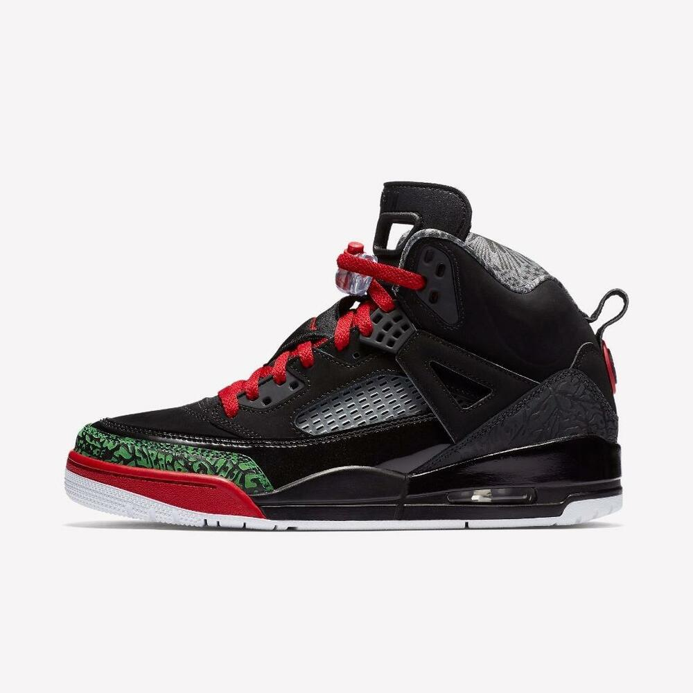 Details about AIR JORDAN SPIZIKE OG SPIKE LEE 315371 026 BLACK VARSITY RED-CLASSIC  GREEN-WHITE ac75fd182