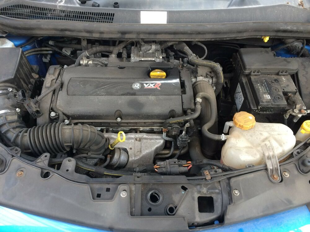Details about VAUXHALL CORSA D VXR 1.6L TURBO PETROL 06-10 ENGINE Z16LER   REQUIRE HEAD GASKET 46748d676
