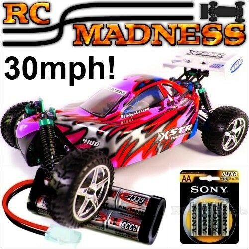 Details About Rc Car Buggy Fast Off Road Radio Remote Control 4x4 Electric Ver Of Nitro Petrol