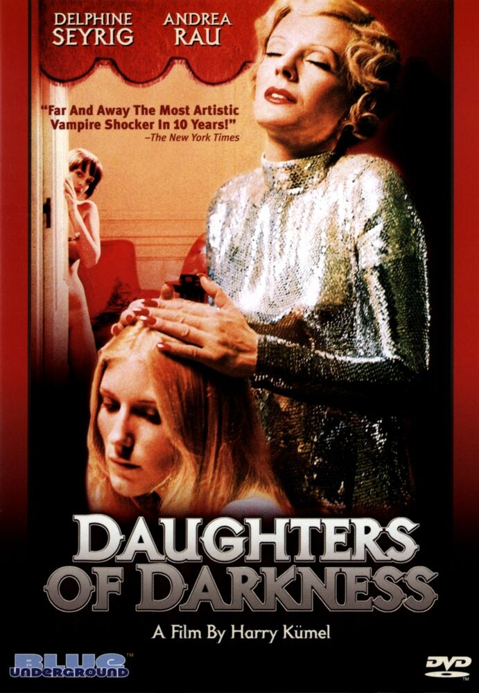 Daughters of Darkness DVD sadism domination-submission vamp stylization |  eBay