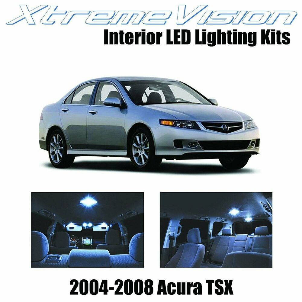 XtremeVision LED For Acura TSX 2004-2008 (8 Pieces) Cool