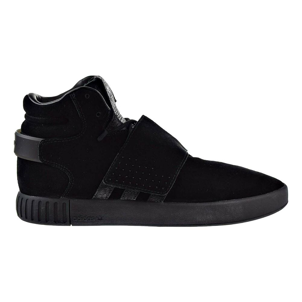 Details about Adidas Originals Tubular Invader Strap Men s Shoes Black Black  BY3632 9c2ed8e7f