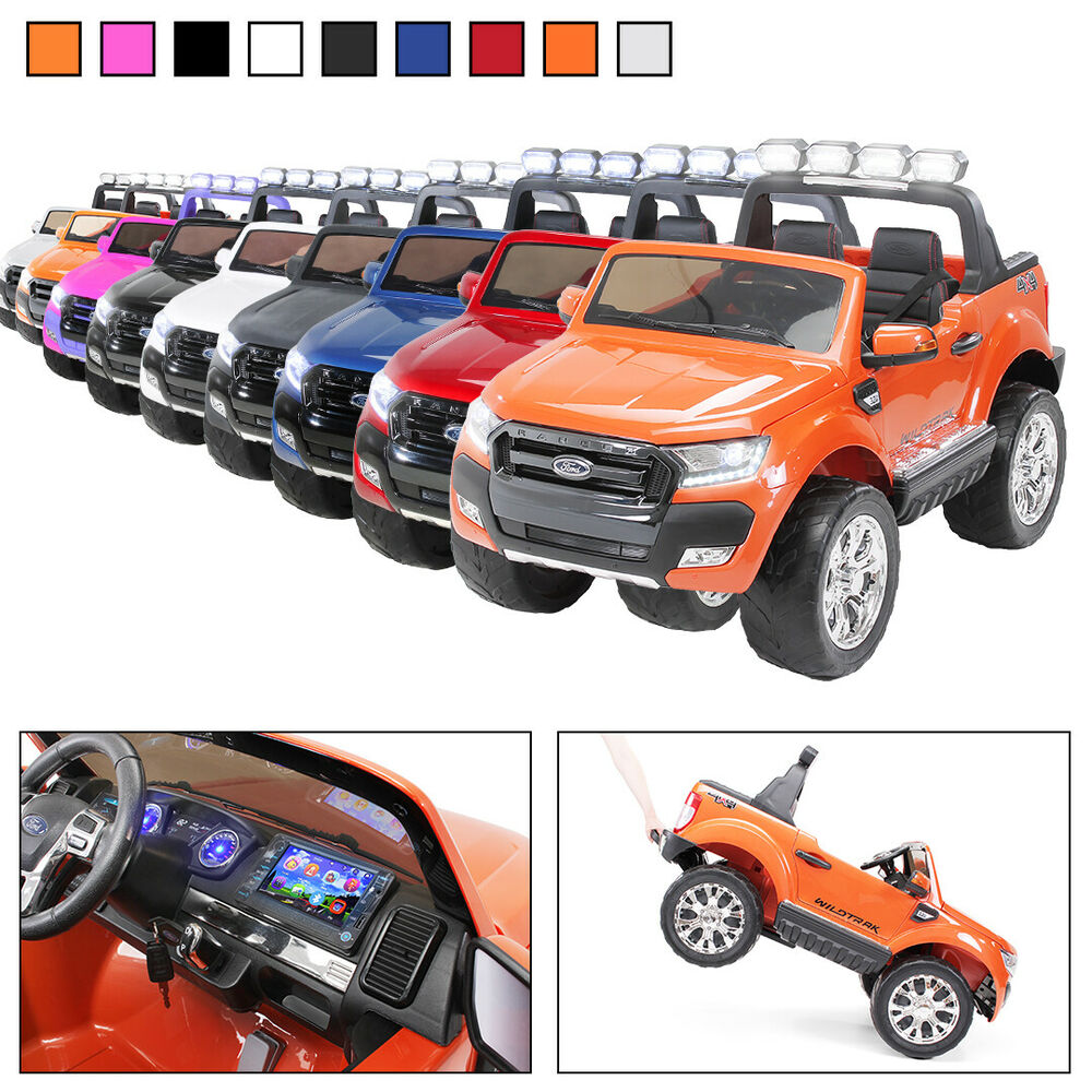 kinder elektroauto ford ranger suv 4x4 kinderauto. Black Bedroom Furniture Sets. Home Design Ideas
