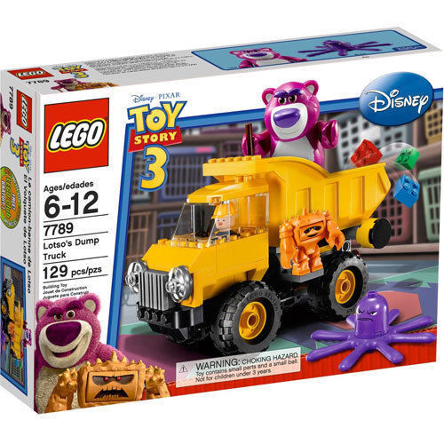Brand new lego disney toy story 3 129 pieces lotso 39 s - Lego toys story ...