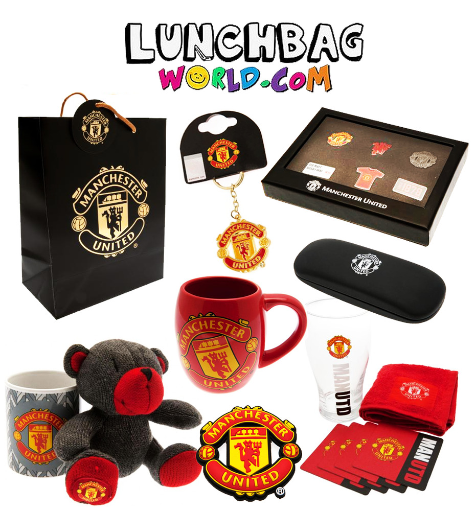 MANCHESTER UNITED GIFTS Official Merchandise Massive Gift