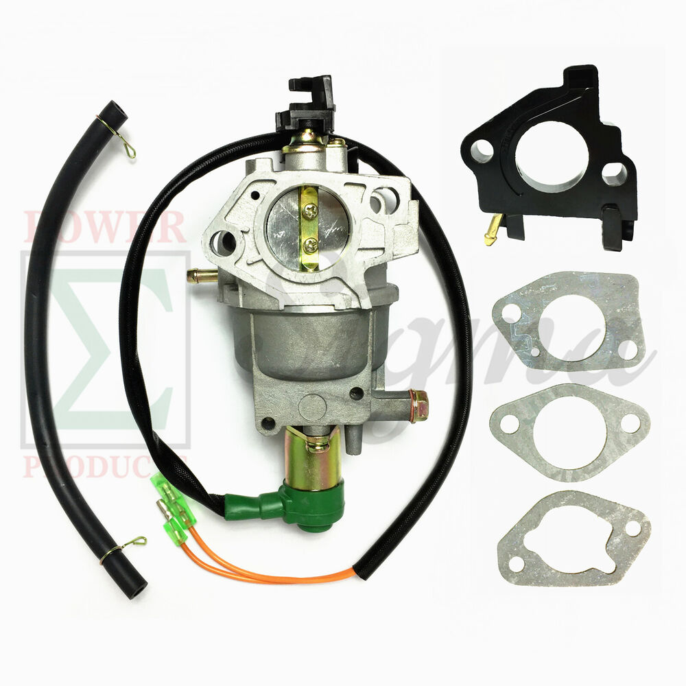Carburetor Carb For All Power America APGG7500 JF390 7500