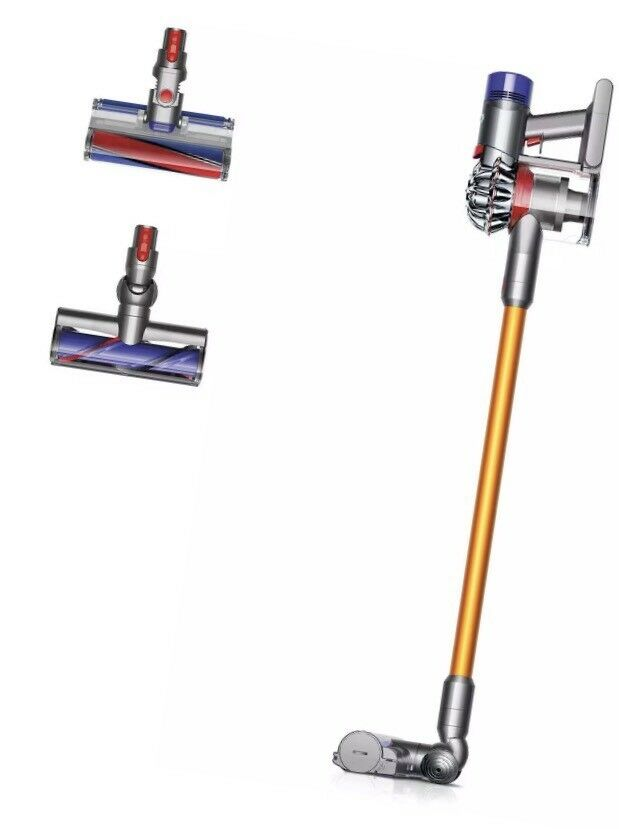 dyson v8 absolute cordless vacuum cleaner brand new ebay. Black Bedroom Furniture Sets. Home Design Ideas