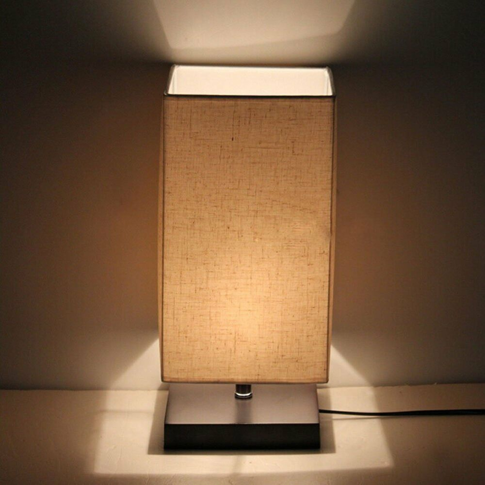 Table lamps lighting Dimmable Details About Surpars House Modern Minimalist Solid Wood Table Lamps Light Bedside Desk Lamp Ebay Surpars House Modern Minimalist Solid Wood Table Lamps Light Bedside
