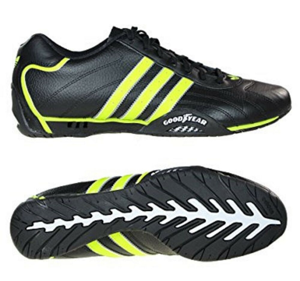 originals adidas goodyear adi racer low trainers shoes d65637 uk 7 5 uk11 ebay. Black Bedroom Furniture Sets. Home Design Ideas