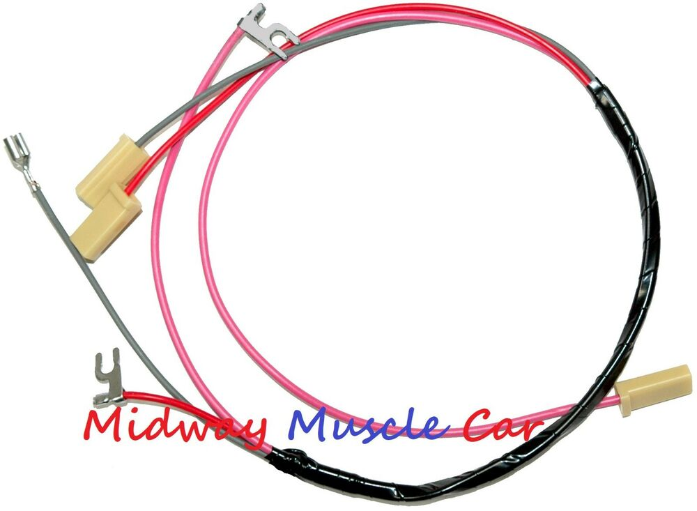 dash fuse panel power feed wiring harness 55 chevy with stockdetails about dash fuse panel power feed wiring harness 55 chevy with stock generator