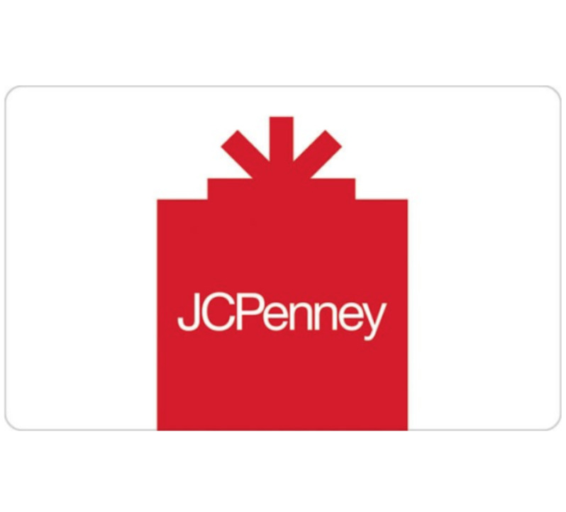 Buy a $25 JCPenney Gift Card and Get an additional $5 code ($30 value) - Email