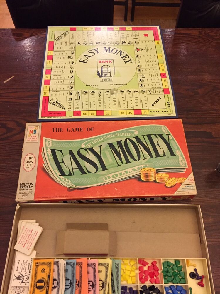 The Game of Easy Money No