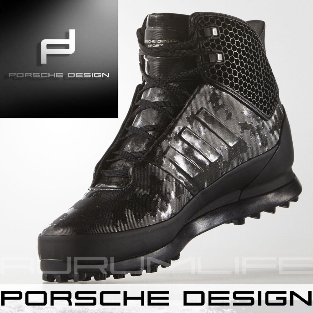 adidas porsche design shoes mens winter snow bounce tech. Black Bedroom Furniture Sets. Home Design Ideas