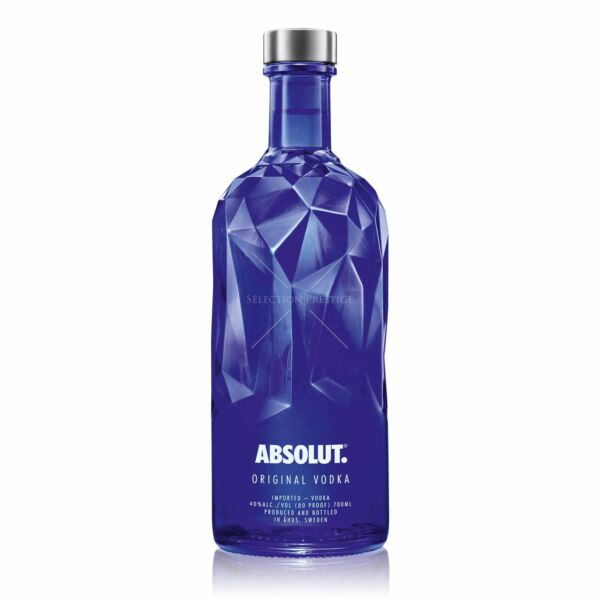 Vodka   Absolut Facet   70 cl -  40 % vol.   Svezia