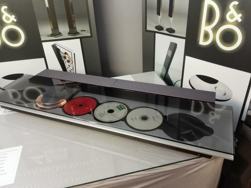 b o bang and olufsen beosound 9000 6 cd player beo 4. Black Bedroom Furniture Sets. Home Design Ideas