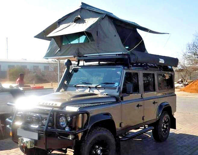 Ventura Deluxe 1.4 Roof Tent Camping Overland Expedition ...