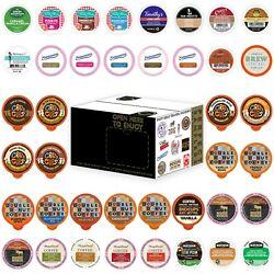 Kyпить 40ct. Flavored Coffee Single Serve Cups For Keurig K cup Variety Pack Sampler на еВаy.соm