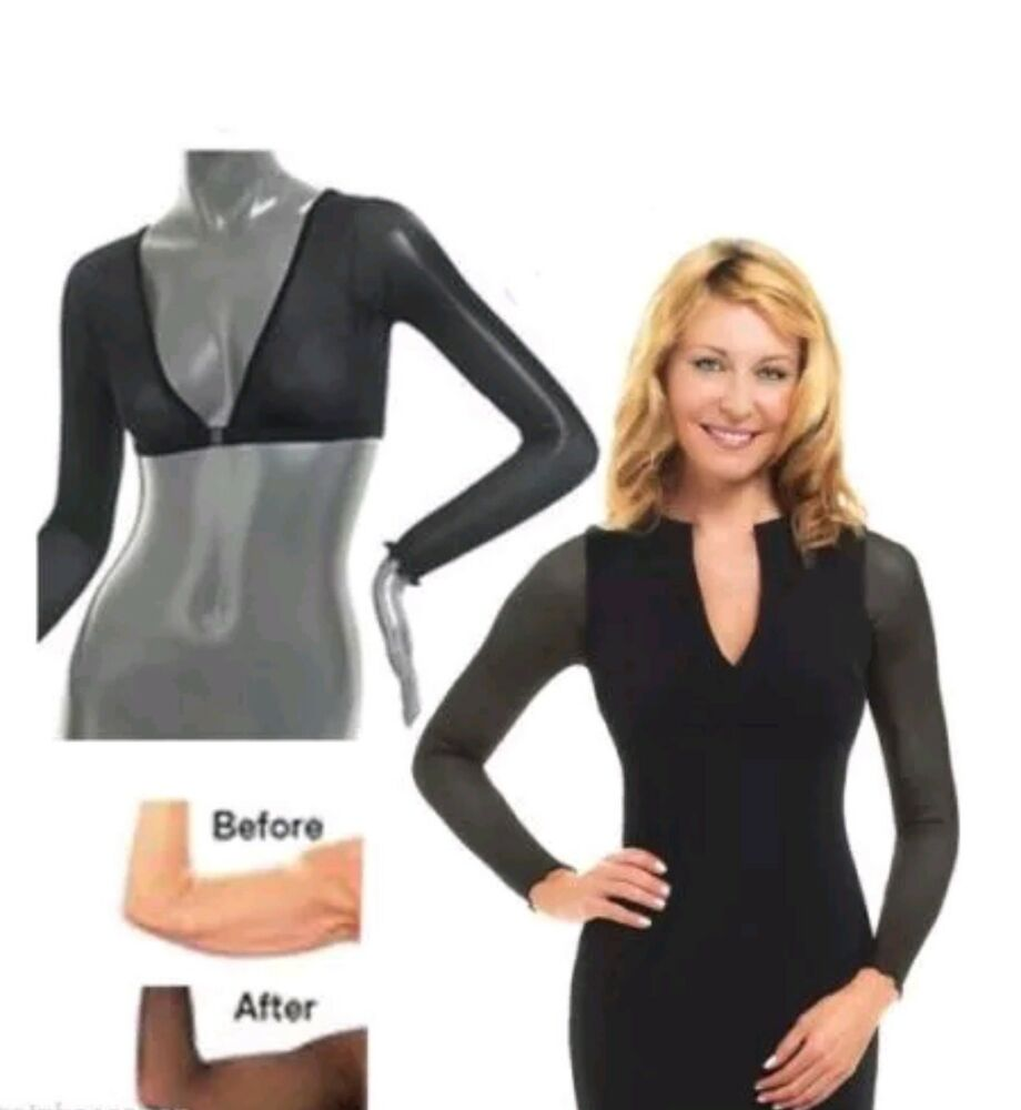 d59121afda Amazing Arms slimming From Flab To Fab Lightweight Arm wear Wrap- 2 PCS