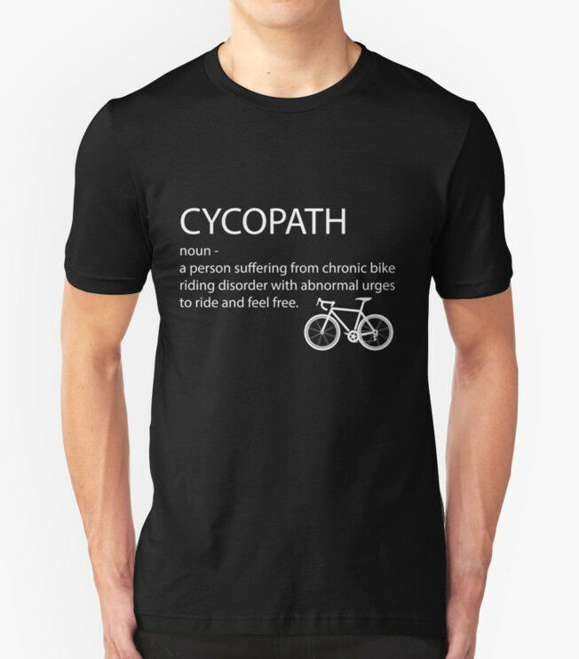 bc2361246 CYCOPATH T SHIRT CYCLING BICYCLE BIKE RACING CYCLE BIRTHDAY PRESENT GIFT |  eBay