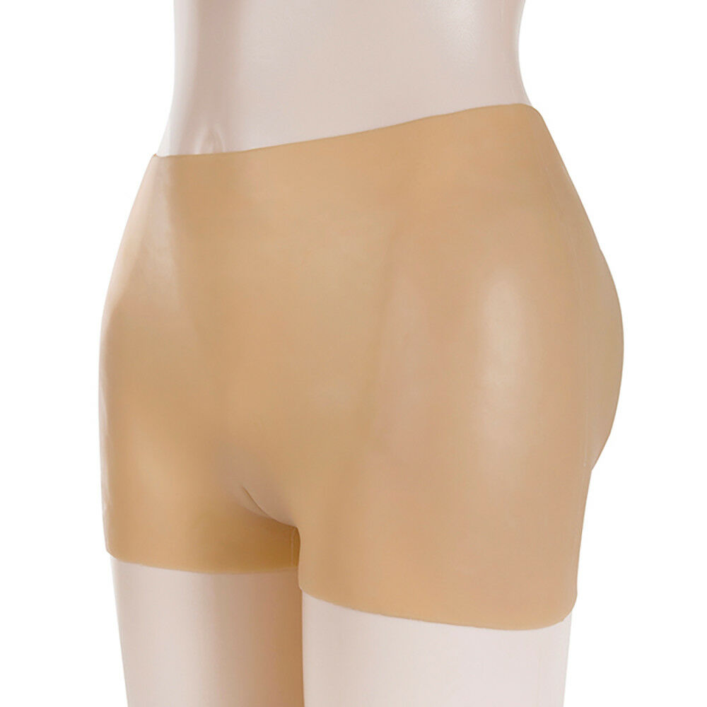 99fa5841bcd Details about IVITA Full Silicone Pads Buttocks Hips Enhancer Body Shaper  Under Pants S 1500g
