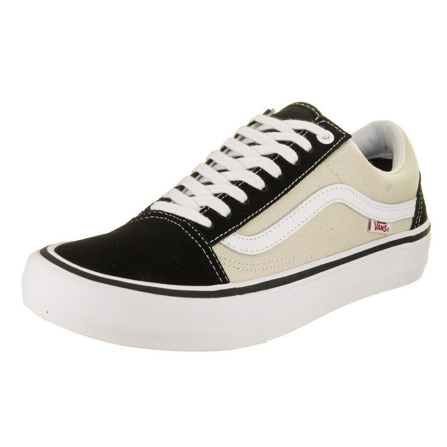 9e0d488b0dc823 Details about Vans Old Skool Pro Black   White   White VN000ZD463M MSRP  65