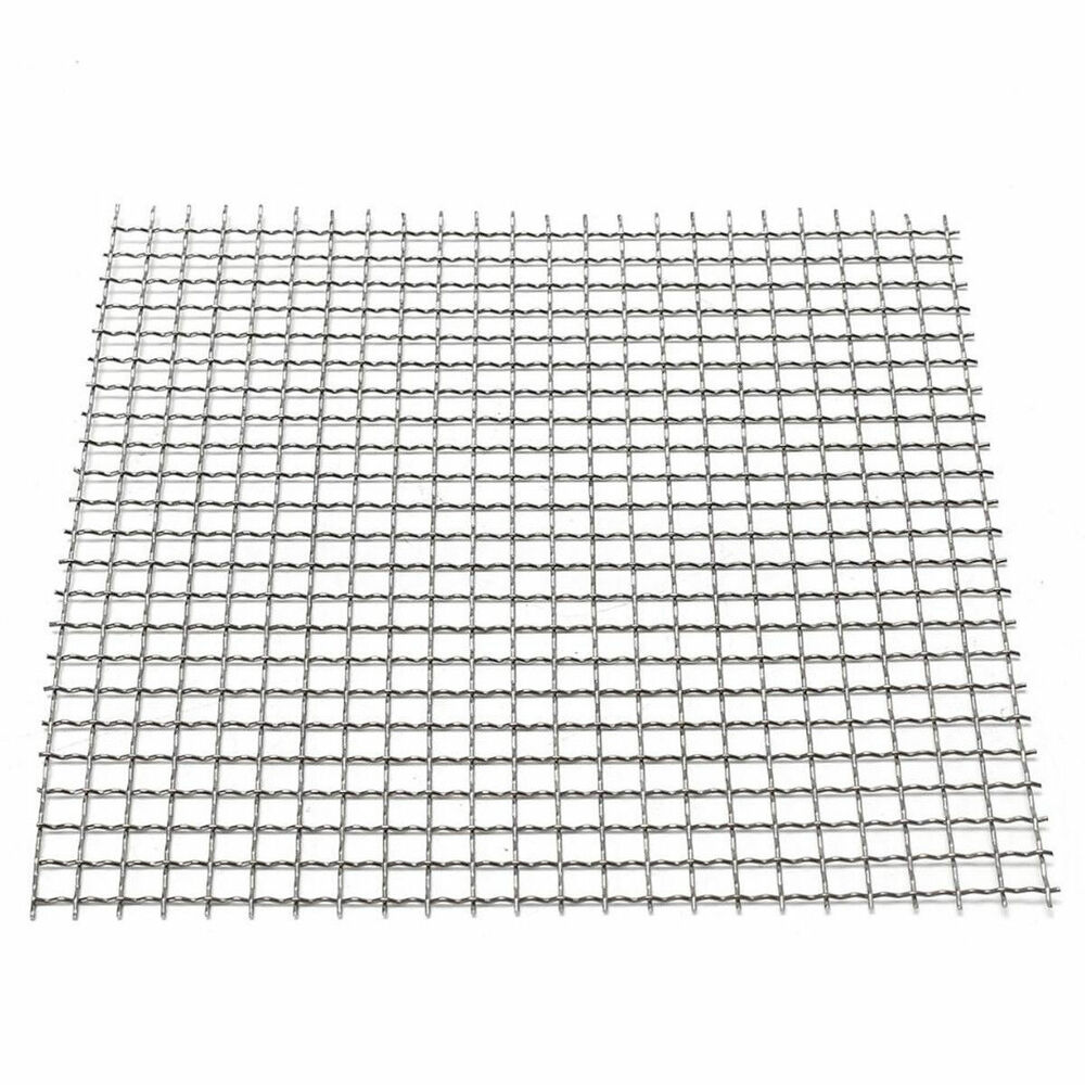 Stainless Steel Filtration Woven Wire Cloth Screen 4 20 40