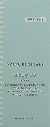 Skinceuticals Serum 20 Aox+ 30ml(1oz) Normal/oily Skin Anti-aging Brand