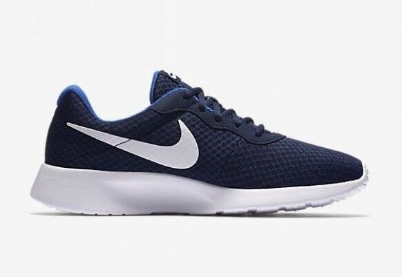 Nike Men's TANJUN Running Shoes Midnight Navy 812654-414 b Size 11 | eBay