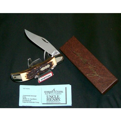 schrade-124uh-knife-uncle-henry-the-tradesman-wpackagingcare-instructions