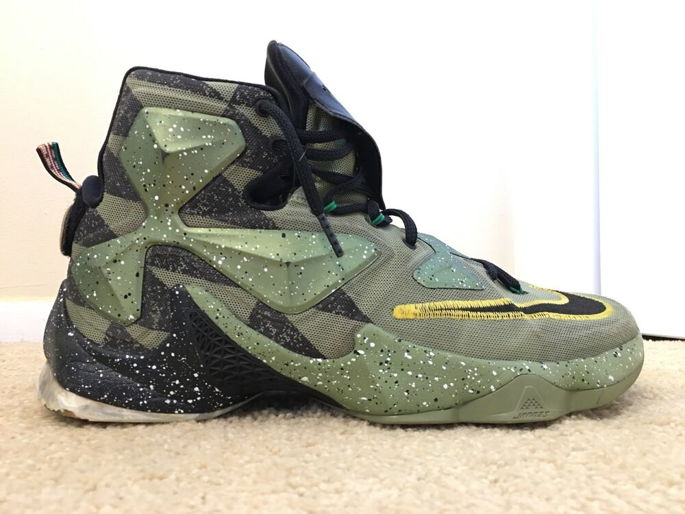 the best attitude 0d3ed 956f9 Details about NIKE LEBRON 13 XIII 2016