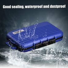 SALE Memory Card Storage Carry Waterproof Shockproof Case Holder For CF/SD/TF