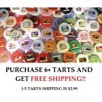 ☆☆YANKEE CANDLE WAX MELT TART SINGLES☆☆MUST BUY 6 OR MORE FOR ORDER TO SHIP