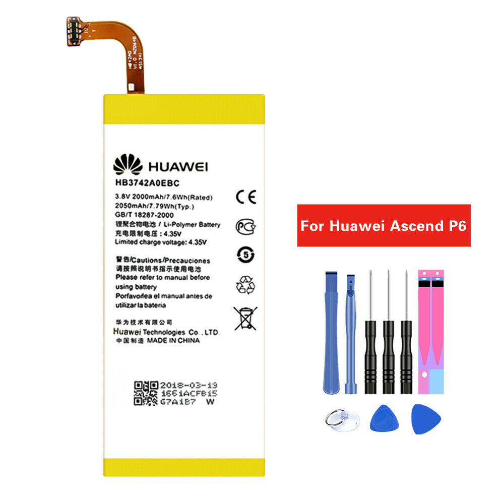 manual huawei p6 on